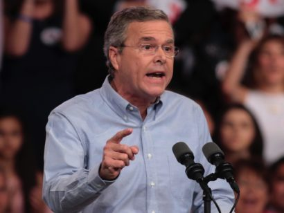 Republican U.S. presidential candidate and former Florida Governor Bush formally announces campaign for the 2016 Republican presidential nomination during rally in Miami
